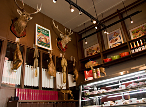 ジビエ肉の熟成は、素材としても魅力的。