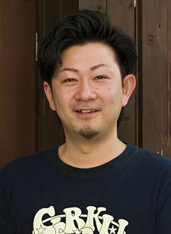 代表取締役 福生雅寿氏